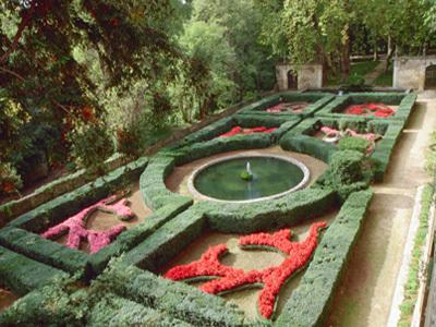 JARDIN DU CHÂTEAU DE LA BARBEN - Comité des Parcs et Jardins de France