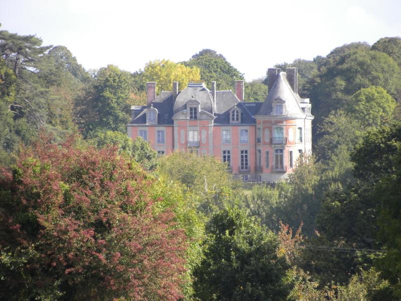 Parc du Château de Chantore