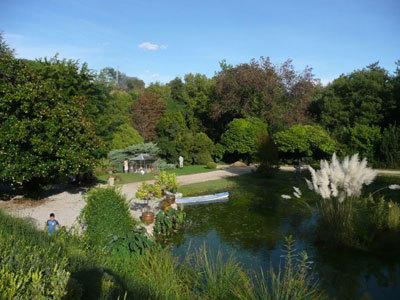 Jardin botanique de la Font de Bezombes