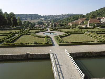 Parc et jardins du château de Bussy-Rabutin
