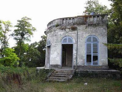 Parc du château de Meung sur Loire