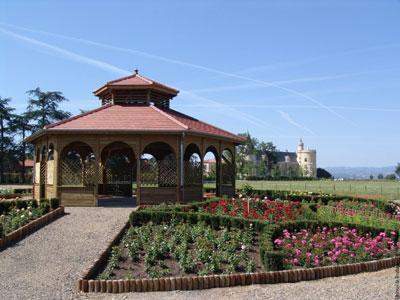 Parc animalier et botanique du Château de Bouthéon