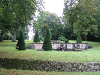 Parc et jardins du château d'Azay le Ferron