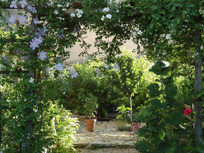 Le jardin du 7