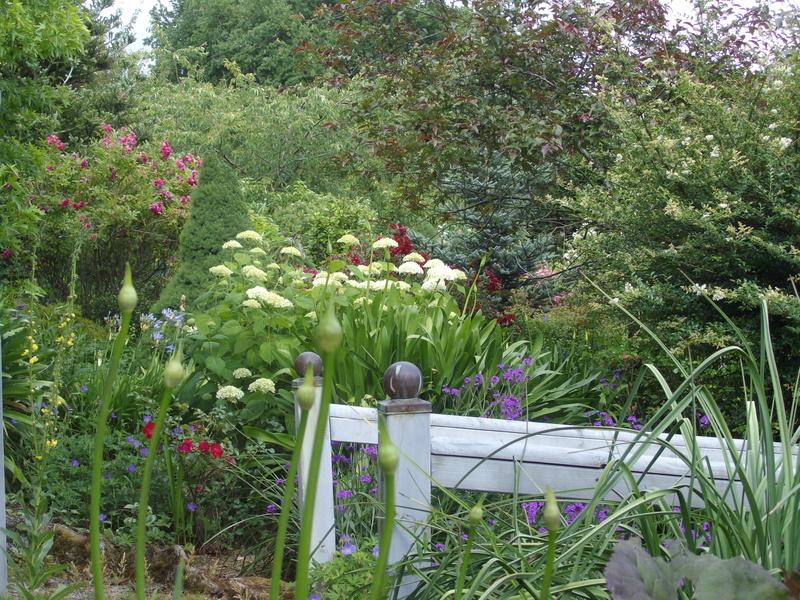 Un Jardin à Landrévarzec
