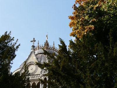Parc de la Chapelle Royale de Dreux