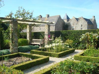 Jardin du Manoir de Bunehou