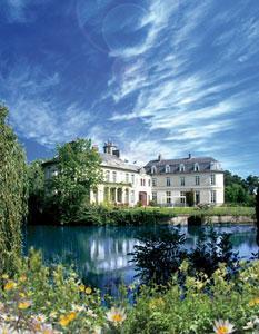 Parc du Château d'AUBRY du HAINAUT