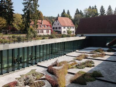 Jardins du musée Lalique