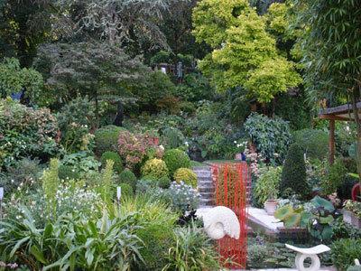 Jardin du Clos des Cèdres