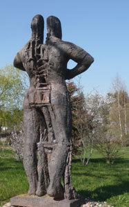 Jardin de Sculptures Marcigny