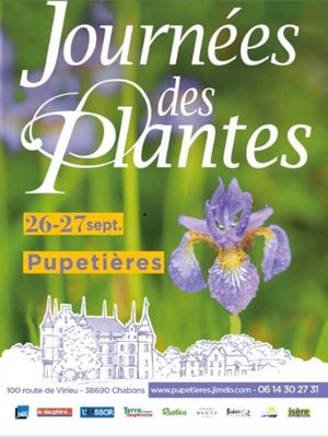 Journées des Plantes de Pupetières