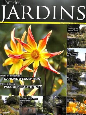 La revue L'Art des jardins (n° 40)
