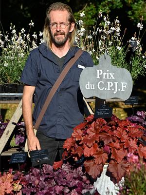 Lauréat du Prix des Collections à St Jean de Beauregard automne 2021