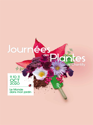 Journées des Plantes de Chantilly - Automne 2020