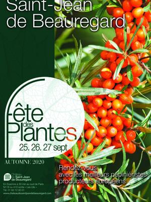 Fête des Plantes d'Automne 2020 St Jean de Beauregard