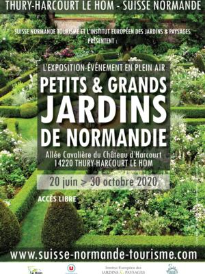 """""""Petits et grands jardins de Normandie"""""""