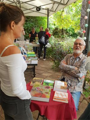 6e Salon du livre de jardin du domaine d'Orvès