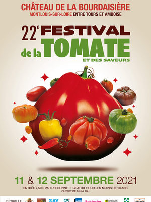 Festival de la Tomate à la Bourdaisière