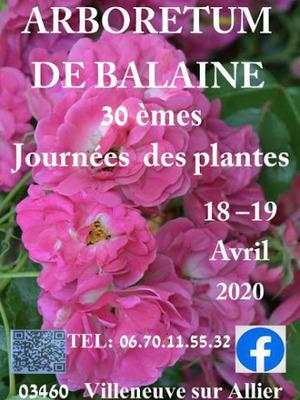REPORT 30 ème fête des Plantes de l'Arboretum