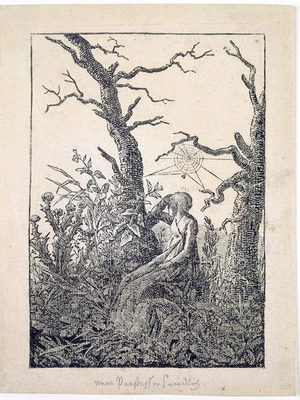 Jardin et mélancolie en Europe entre le XVIe siècle et l'époque contemporaine