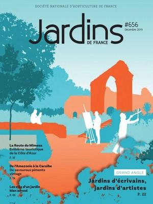 Jardins de France 656
