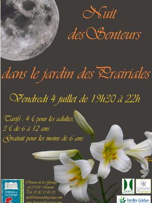 Nuit des Senteurs