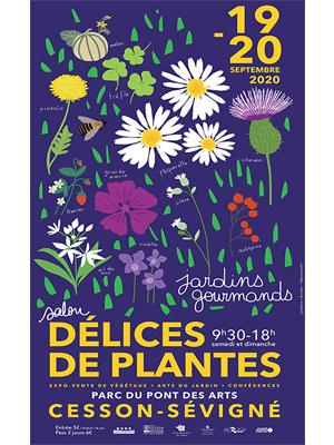 Délices de Plantes 2020
