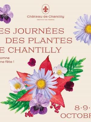 Journées des Plantes de Chantilly automne 2021