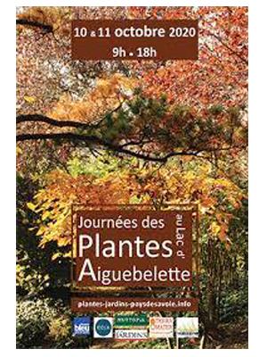 Journées des Plantes au Lac d'Aiguebelette,