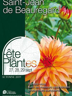 Fêtes des Plantes d'Automne 2019 de St Jean de Beauregard