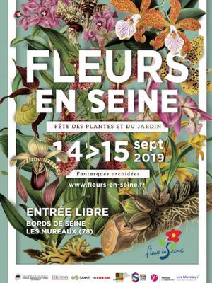 16ème édition de Fleurs en Seine