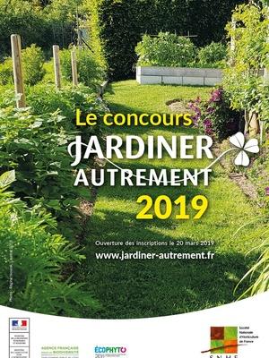 Le concours Jardiner Autrement - 2019