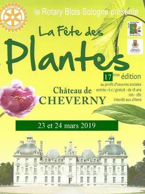 Fête des plantes 2019 à Cheverny