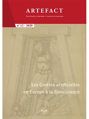 N° 12 - Les Grottes artificielles en Europe à la Renaissance