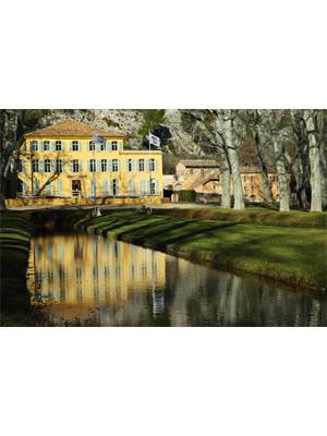 Colloque sur l'eau des jardins de bastides et Châteaux de Provence