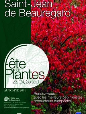 Fête des Plantes d'Automne 2016 - Saint-Jean de Beauregard