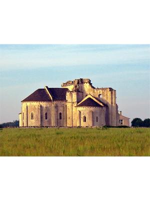 Fête du végétal de l'abbaye de Trizay