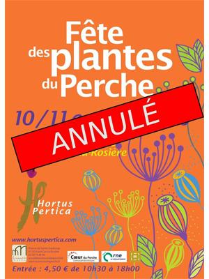 Fête des plantes du Perche