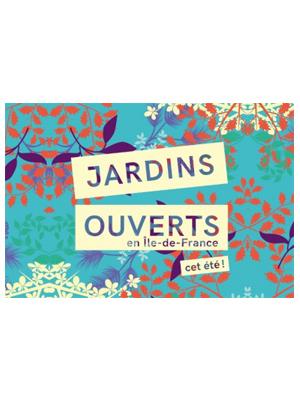 4e édition de Jardins ouverts en Île-de-France
