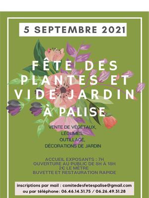 Fête des Plantes à Palise