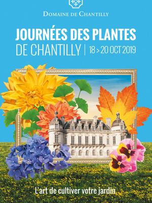 Journées des Plantes de Chantilly automne 2019