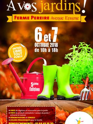 Festival À vos Jardins!