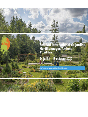 Le 11e Festival international de Jardins aux Hortillonnages