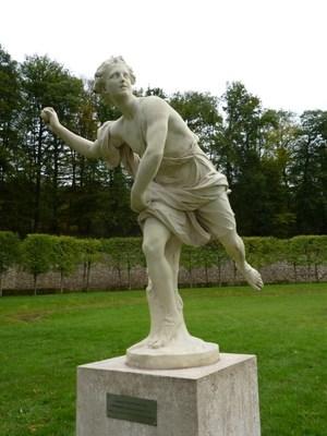 Le catalogue des sculptures des jardins de Marly