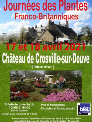 Journées des plantes Franco-Britanniques