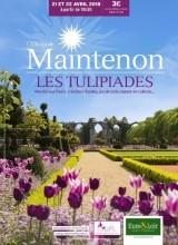 Tulipiades à Maintenon