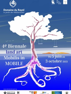 "4e Biennale land art ""Mobilis in mobile"""