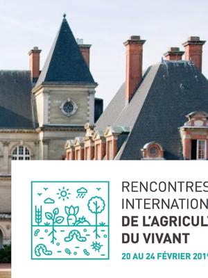 Les Rencontres Internationales de l'Agriculture du Vivant