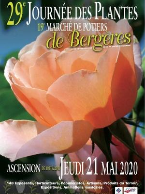 29ème Journée des plantes à Bergères